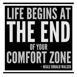 Stop Allowing Your Comfort Zone is Steal Away Your Life?